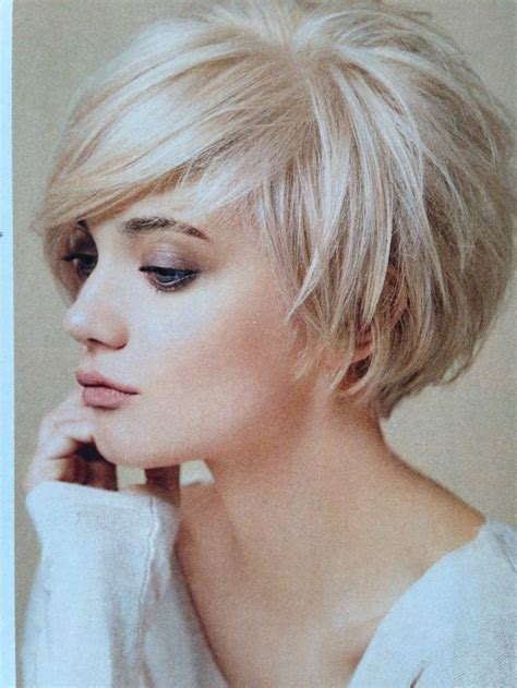 short hairstyles for women with no neck short layered bob hairstyles 2016 when com image