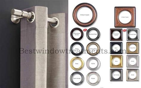 upholstery grommets custom grommet curtain drapery panel in group 1 fabrics