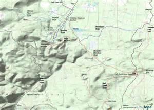 mcclellan mountain biking and hiking trail 157
