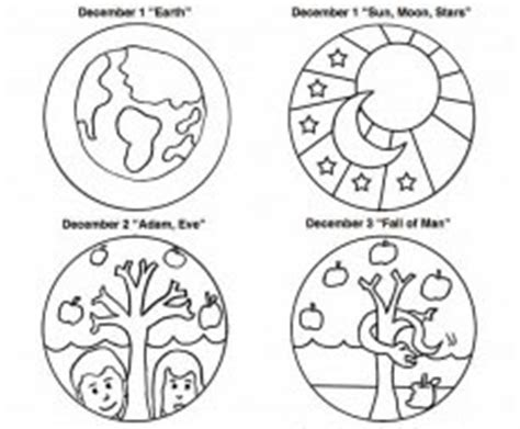 O Antiphons Coloring Pages by O Antiphons Symbols Printables Sketch Coloring Page