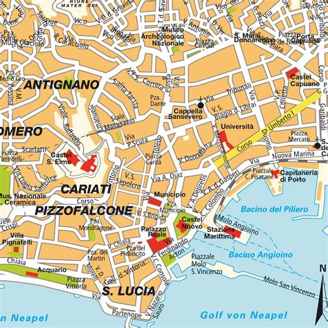 naples italy map image gallery napoli italy map