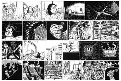 imagenes sensoriales de la noche boca arriba historieta sobre el cuento quot la noche boca arriba quot de julio