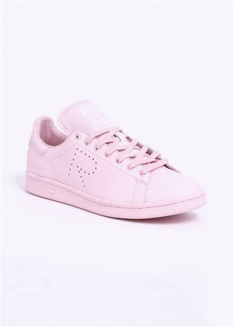 Original Adidas Stan Smith Pink adidas originals x raf simons stan smith trainers pink white