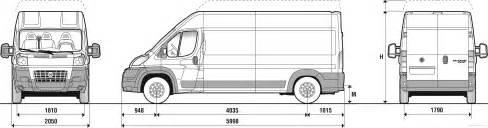 Fiat Ducato Maxi Dimensions The Blueprints Blueprints Gt Cars Gt Fiat Gt Fiat