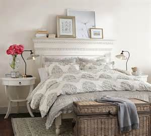 pottery barn bedding asher organic duvet and shams pottery barn bedrooms