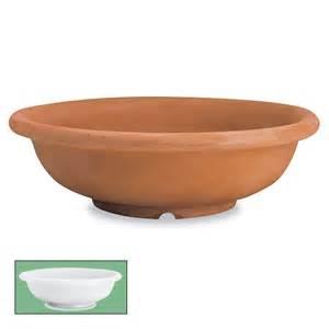advantay gardenia ciotola shallow bowl planter