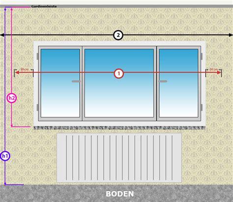 vorhänge 4 m lang gardinen deko 187 fenster gardinen richtig ausmessen