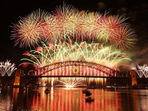 new year fireworks sydney 2014 sydney fireworks 2015 nye highlights abc