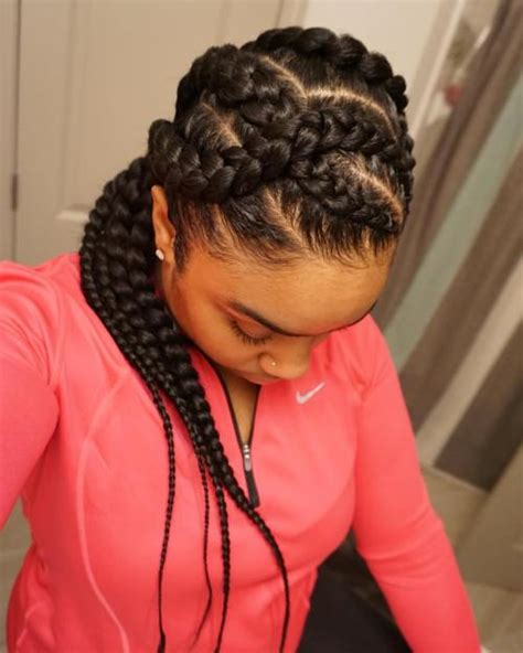 black goddess braids hairstyles hairstyles 2016 ideas 70 best black braided hairstyles that turn heads in 2018
