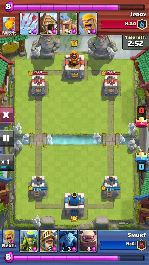 Are You Matchy Or Clashy by Quot Clash Royale Quot On Ios Match Playback Screen Mobile