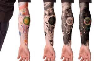 tattoo entwurf kinderkritzikratzi