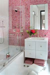 Vintage Black And White Bathroom Ideas Banheiro Rosa Decorado Fotos E Inspira 231 245 Es
