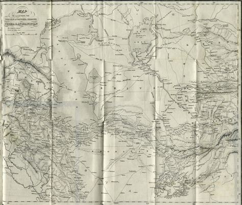 middle east historical maps perry castaneda map