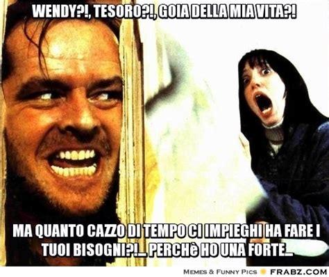 The Shining Meme - wendy tesoro goia della mia vita the shining