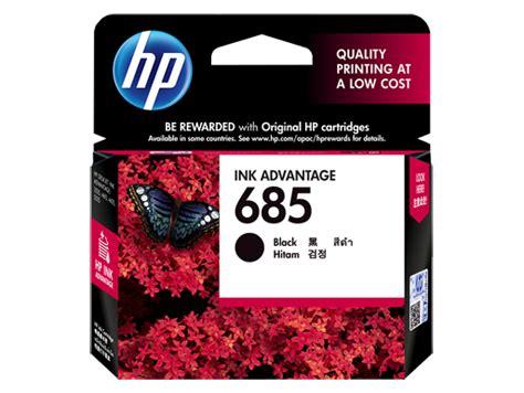 Hp Black Ink Cartridge 685 mực m 225 y in hp 685 black ink cartridge