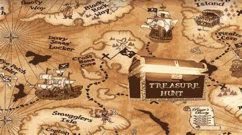 How To Find Buried Treasure In Your Backyard by Find Treasures With Your Children