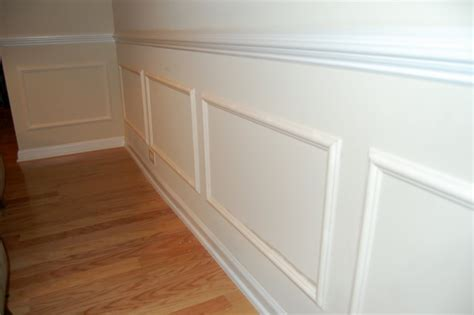Build Your Own Wainscoting decorating wainscoting simple ideas houses models