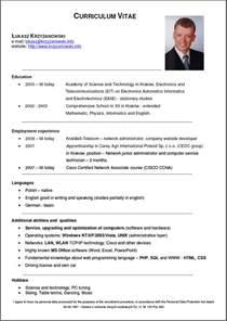 Plantilla De Curriculum Vitae Primer Trabajo Distintos Tipos De Cv El Cronol 243 Gico Y El Funcional Formaci 243 N Dinero Y Empleo Desde Tu Ordenador