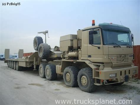 military transport vehicles http www trucksplanet com photo mercedes actros mp1
