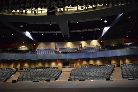 carolina performing arts center