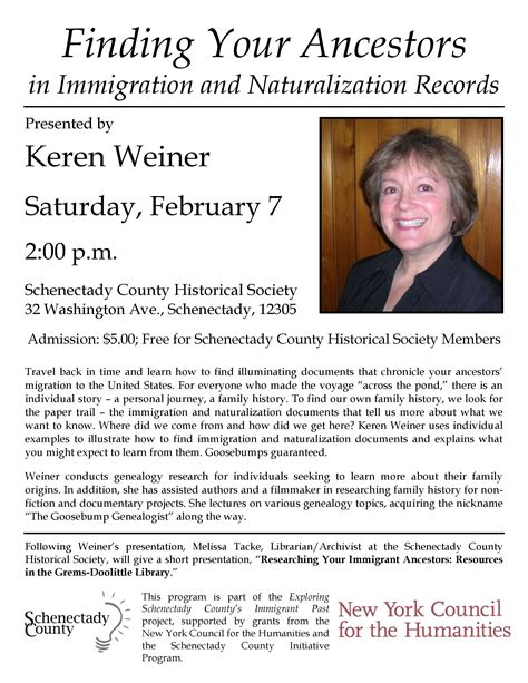 Schenectady County Records Finding Your Ancestors In Immigration And Naturalization Records Schenectady County