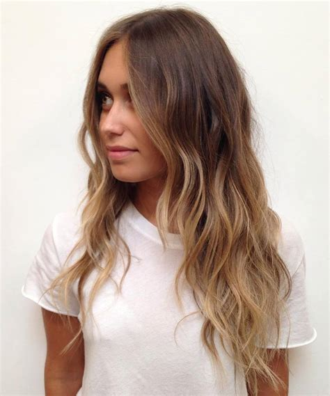 balayage light brown hair latest balayage hair color ideas light brown balayage