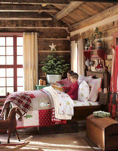 christmas decorating ideas for log homes rustic d 233 cor tips pioneer log homes of bc