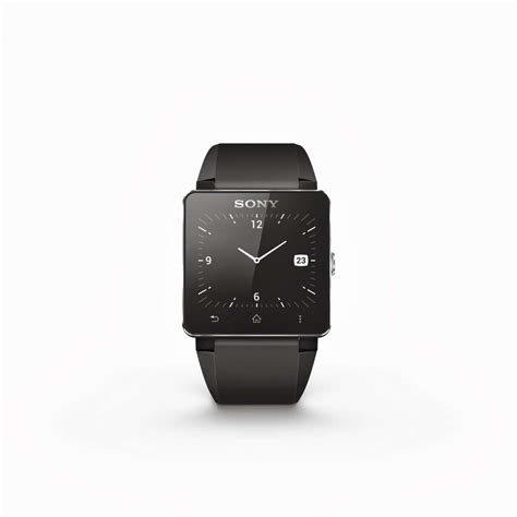 Smartwacth V sony smartwatch 2 unveiled a second screen for your
