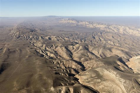 san andreas fault images computer imagery shows california moving around fault line