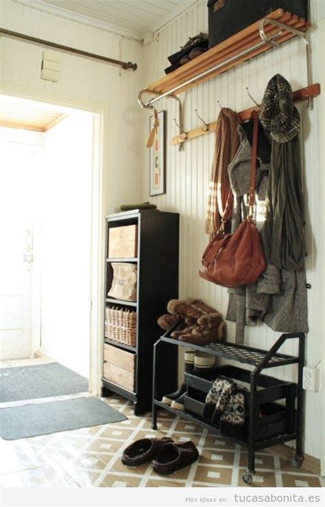 decorar recibidor pequeño oscuro recibidores para casa elegant recibidor moderno con forma
