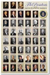 the presidents of the united states poster
