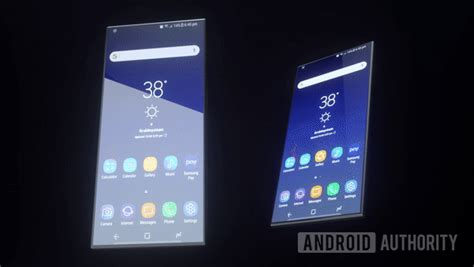 x samsung mobile this is how the galaxy x s folding design could work