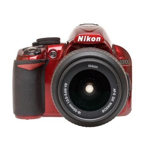 Kamera Lsr Nikon D3100 used nikon d3100 digital slr with 18 55mm 25486b
