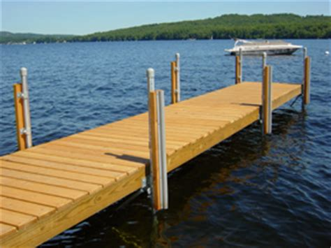 wood boat docks design connecticut dock builders we design and build our custom