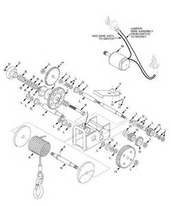 powerwinch 912 parts diagram