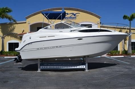 sea born boat dealers near me used 2004 bayliner 245 ciera cruiser boat for sale in west