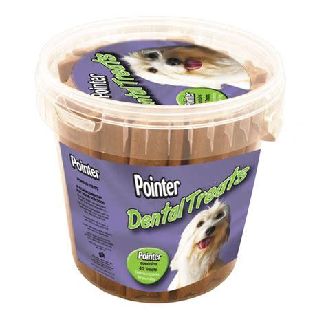 dental sticks for dogs buy pointer dental sticks tub 40 s