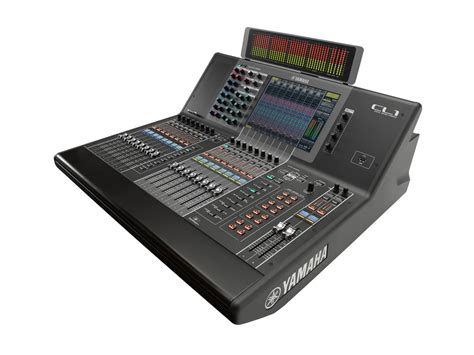 digital audio console yamaha cl1 digital mixing console
