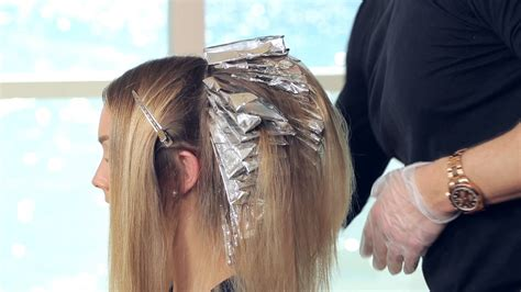 blonde hairstyles tutorial perfect blonde hair highlights tutorial with lumishine