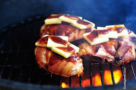 Of The Best Bacon Blogs by Bbq Chicken With Bacon And Cheddar Recipe