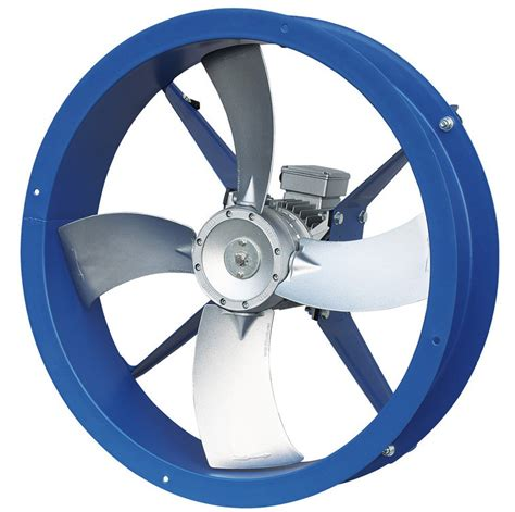 The Newest Type Explosion Proof Axial Flow Ventilation Fan