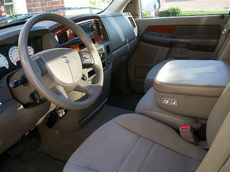 2006 Dodge Ram 1500 Interior by 2006 Dodge Ram 1500 Review Specs