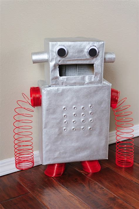 creative box ideas lessons 101 creative box 10 robot
