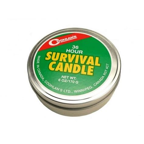 36 Hour Detox by 36 Hour Survival Candle