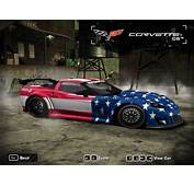 Need For Speed Most Wanted Chevrolet Redline Vinyl