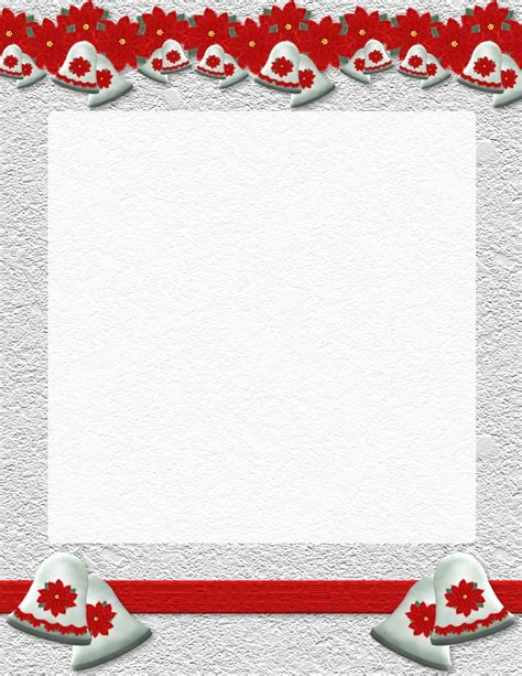 Christmas 2 Free Stationery Com Template Downloads Stationery Templates