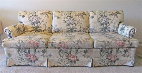 ethan allen floral couches canvas slipcover for ethan allen sofa the