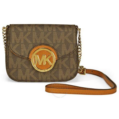 Small Crossbody Bag michael kors fulton small crossbody bag brown fulton