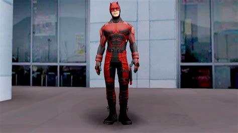 Modification On Netflix by Gta San Andreas Marvel Heroes Daredevil Netflix Mod