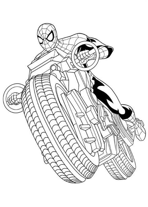 105 best Spider Man images on Pinterest   Coloring pages